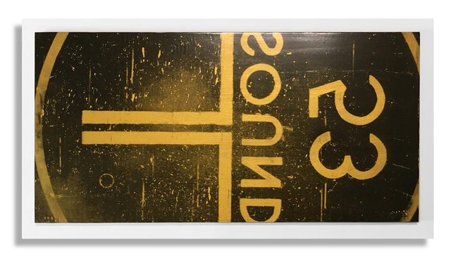 , 'Sound 53,' 2017, Dab Art