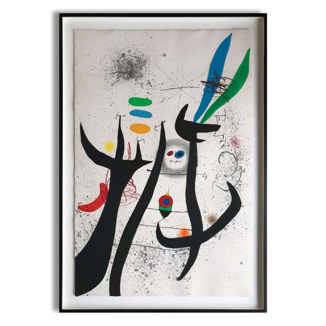 Joan Miró, 'La Femme Arborescente', 1974, MLTPL