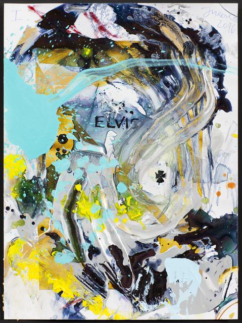 , 'Dr. Elvis de Large-Serie I,' 2016, Sies + Höke