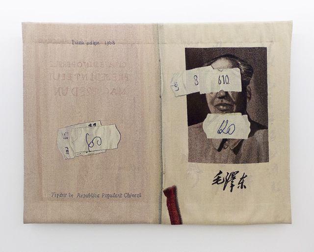 , 'Liquidaciones ideológicas (Mao),' 2015, Galería Hilario Galguera