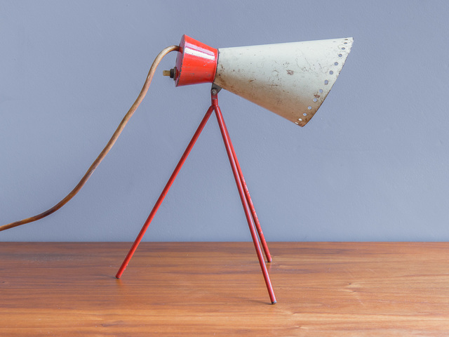 , '1618 Table Lamp for Napako,' ca. 1950, Open Air Modern