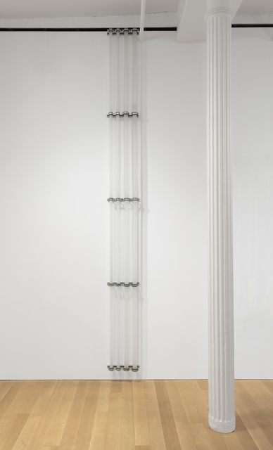 Rita McBride, 'Glass Conduits  ', 1999, Alexander and Bonin
