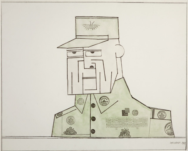 , 'General A,' 1969, Pucker Gallery