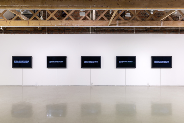 Grada Kilomba, 'The Dictionary', 2017, Video/Film/Animation, Five channel video installation, black and white, no audio, Goodman Gallery
