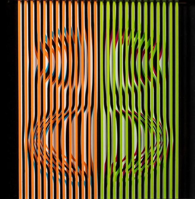 Stefano Ferracci, 'Cromo interferenze cinetico', 2008, Finarte