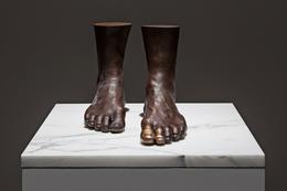 , 'Il bacio al piede,' 1976-2013 , Galleria Continua