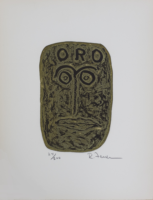 Rafael Ferrer, 'Oro', 1976, ICA Philadelphia