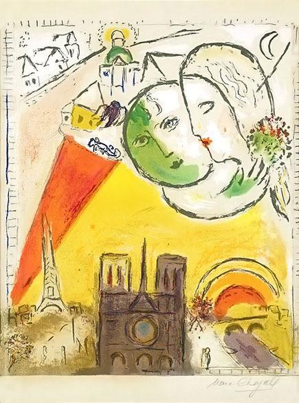 , 'Le Dimanche (On Sundays) from Derrière le Miroir,' 1954, Masterworks Fine Art