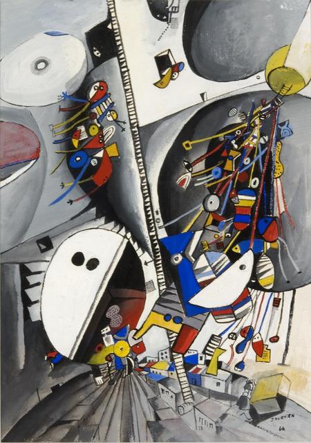 , 'Formas en Perspectiva,' 1966, Sammer Gallery LLC