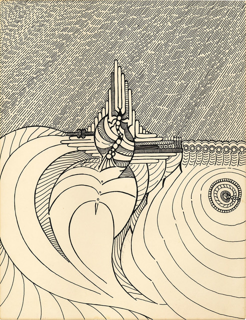 , 'untitled (PdG018),' 1960, Albert Merola Gallery