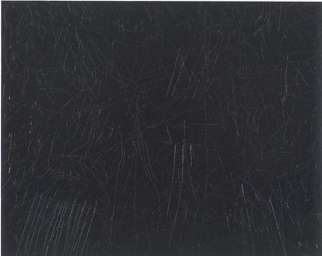 , 'Schwarzes Bild,' 1991, Catherine Duret Art Moderne et Contemporain