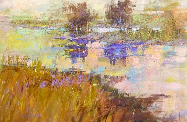 Andy Braitman, 'Wetland Willows', 2018, Shain Gallery