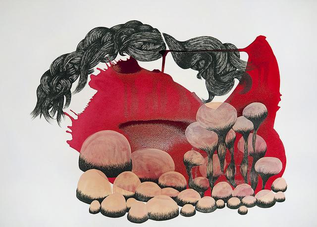 , 'Meditations on the continuum of vitality,' 2014, Hosfelt Gallery