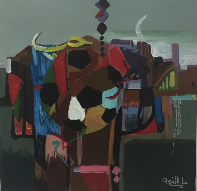, 'Untitled,' 2018, al markhiya gallery
