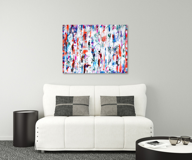 Clara Berta, 'Aspen', 2020, Painting, Mixed Media on Canvas, Artspace Warehouse
