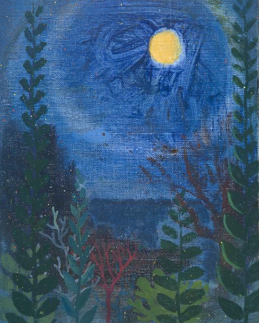 , 'Underwater Landscape,' , Dowling Walsh