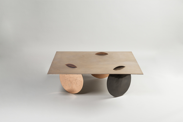 , 'Coffee Table,' 2016, Galerie Dutko
