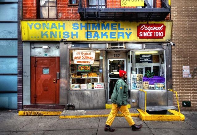 , 'Yonah Shimmel Knish Bakery,' 2013, Bernarducci Meisel Gallery