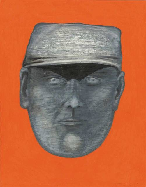 , 'Head Study 96,' ca. 1990, CODA Gallery