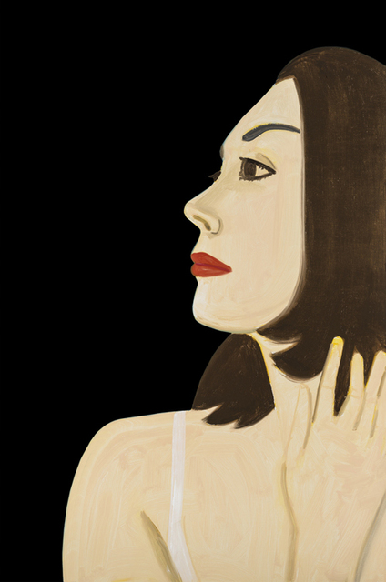 Alex Katz, 'Laura 1', 2017, Kenneth A. Friedman & Co.