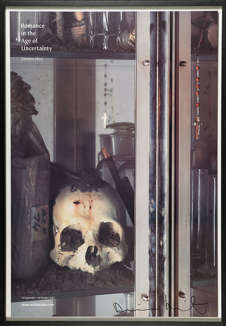 Damien Hirst, 'Romance in the Age of Uncertainty', 2003, Rago/Wright
