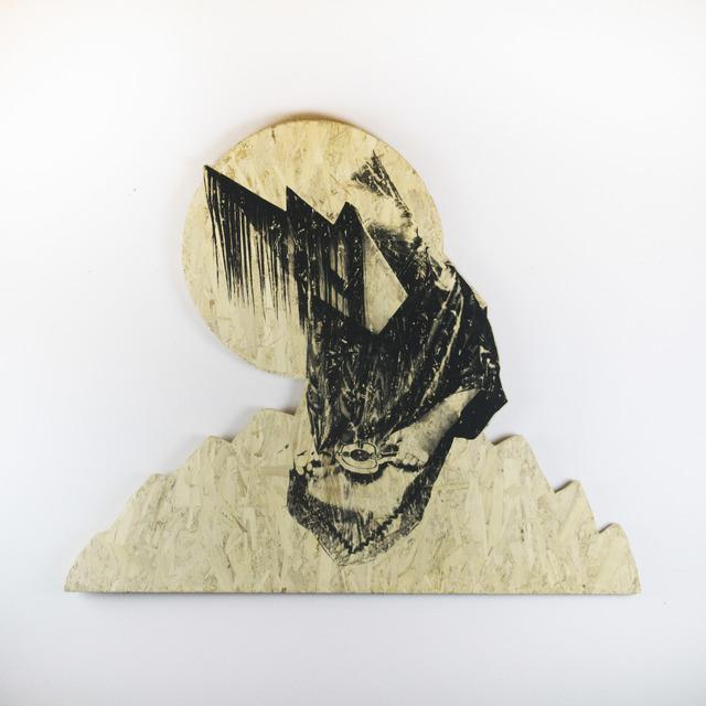 , 'Contemporary Spirit Regalia 1,' 2013, Fazakas Gallery