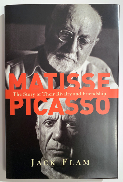 Henri Matisse, 'Matisse-Picasso, The Story of  Their Rivalry and Friendship by Jack Flam', 2003, David Lawrence Gallery