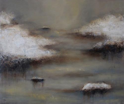 , 'Rivière de septembre,' 2016, Artêria