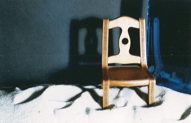 , 'Chair Sand,' 1979, Wilkinson