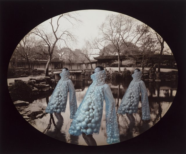 Lin Tianmiao, 'Here? or There? (Complete portfolio with 15 photographs)', 2002, Heritage Auctions