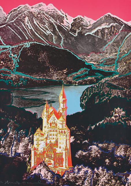 Andy Warhol, 'Neuschwanstein', 1987, Phillips