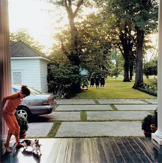 , 'Sophie with Kittens, Sumner, Mississippi,' 2002, Jackson Fine Art