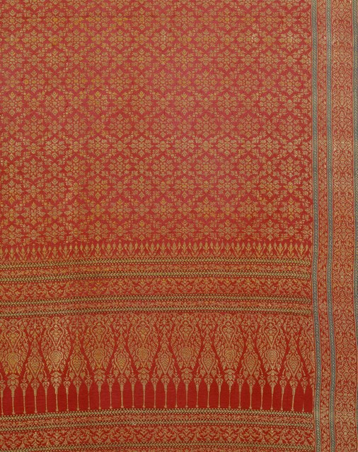 , 'Ceremonial Cloth,' 19th century, Victoria and Albert Museum (V&A)