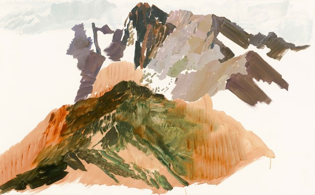 , 'Study of Landscape 60,' 2017, Aki Gallery
