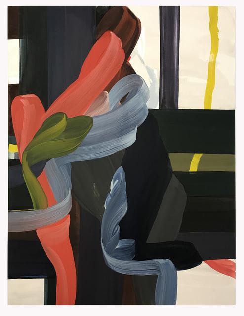 , 'Rosso fiorentino,' 2016, Galleria Doris Ghetta