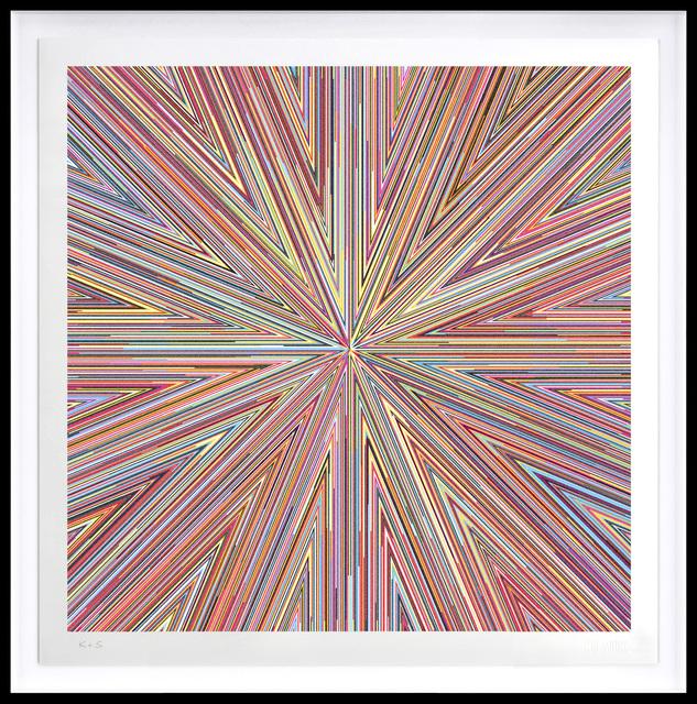 , 'Star 2 - Study,' 2018, StolenSpace Gallery