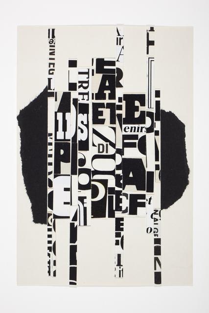 Guillermo Deisler, 'Foto Collage', 1988, Henrique Faria Fine Art