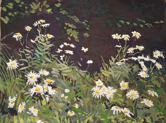 , 'Daises,' , Marta Hewett Gallery