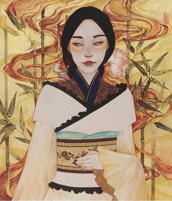 , 'Coquettish Beauty,' 2017, SEIZAN Gallery