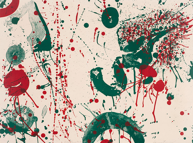 Sam Francis, 'Untitled', 1963, Masterworks Fine Art