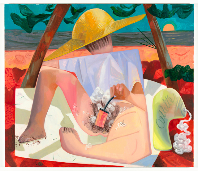 , 'Shaving,' 2010, kestnergesellschaft