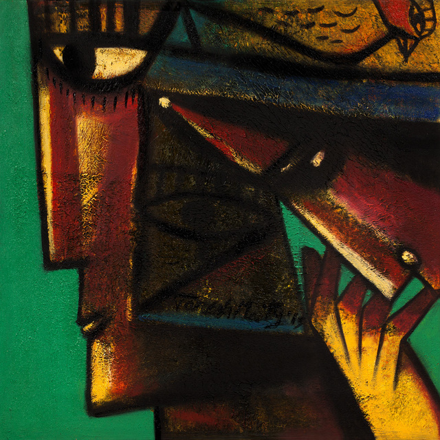 Paresh Maity, 'Love Song I', 2015, Gallery Sumukha