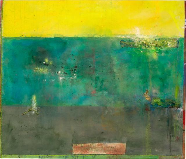 , 'Diver,' 2016, Hales Gallery