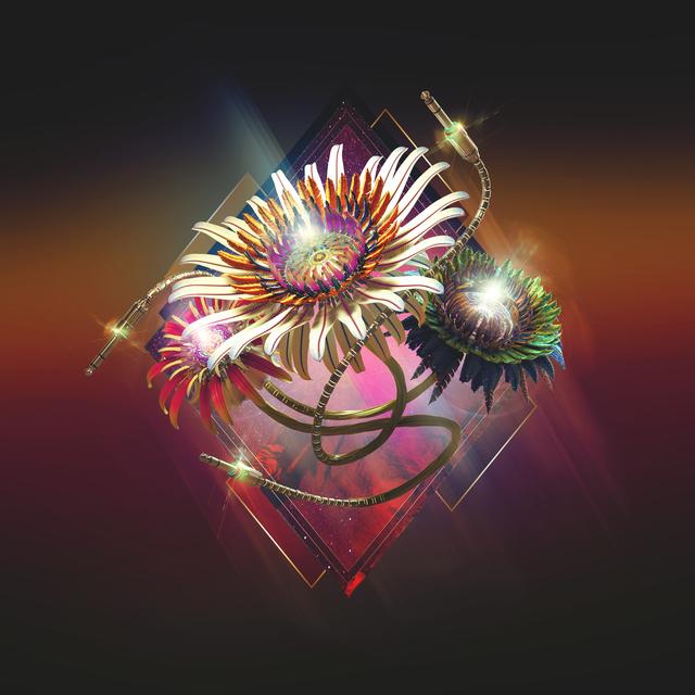 , 'Vegas Flowers,' 2016, Bitfactory Gallery
