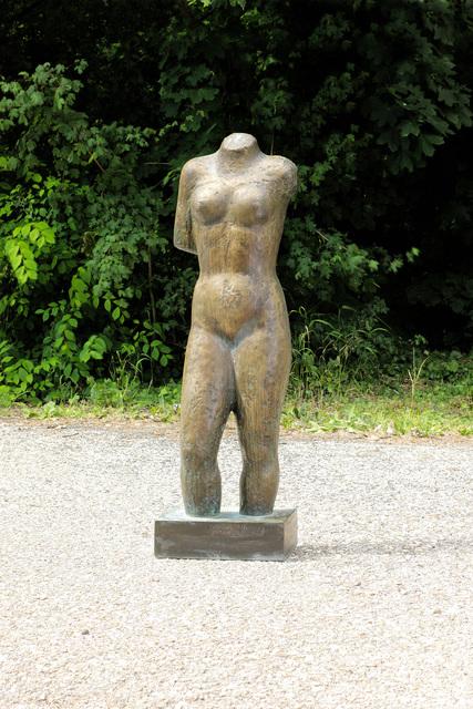 , 'La Liberté,' 1975-1985, Galerie Bei Der Albertina Zetter
