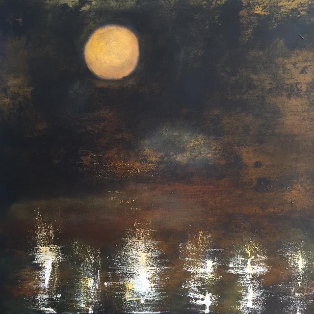 Adam Shaw (b. 1957), 'Lunar Decibel', ÆRENA Galleries and Gardens