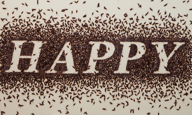 , 'Sweet word # Happy,' 2014, Numthong Gallery