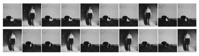 , 'Dissoluzione e mimesi,' 1975, Giorgio Persano