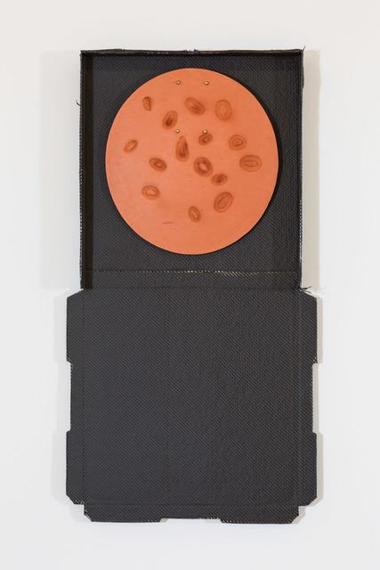 , 'Onion Coin,' 2017, Nina Johnson
