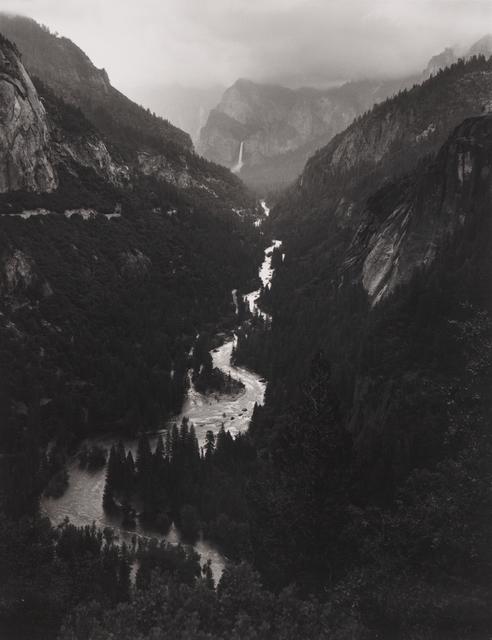 , 'Merced River, Yosemite, CA,' 1969, Pucker Gallery